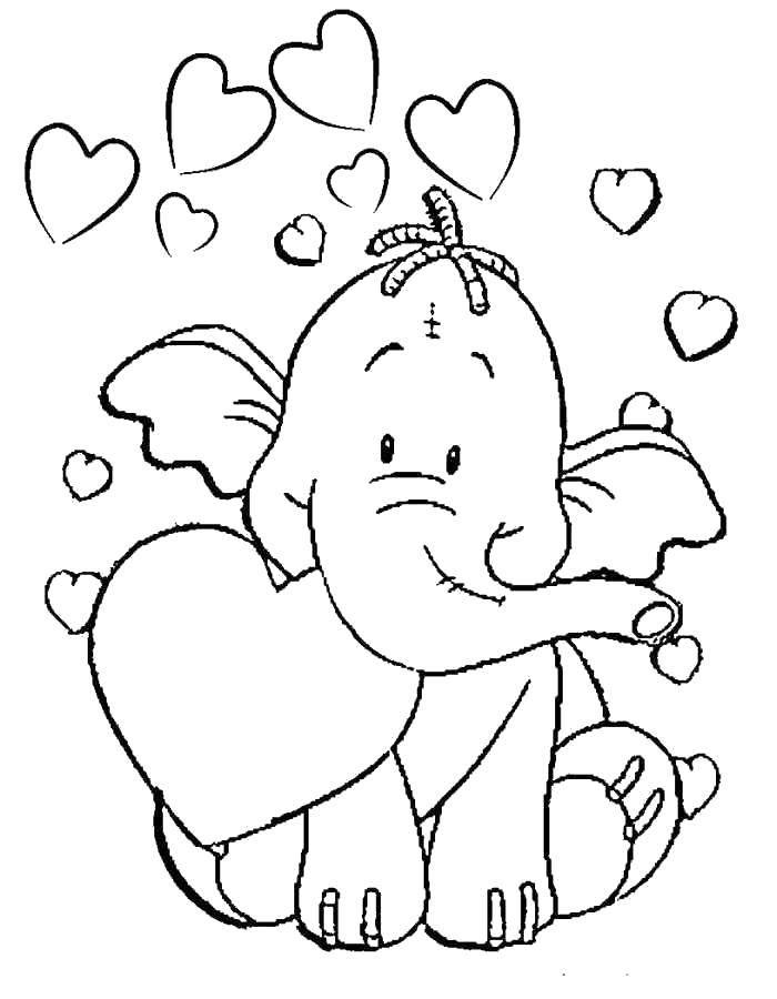 Слоник влюбился