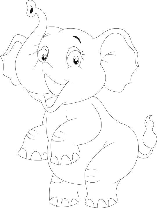 слоник танцующий